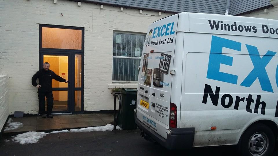 Warmcore aluminium doors excel north east ltd for North windows and doors
