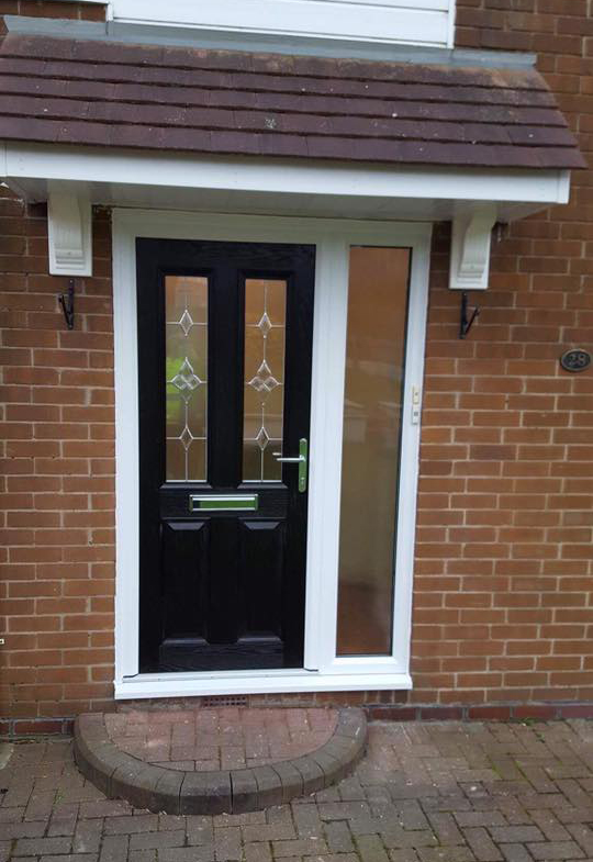 Timber doors excel north east for Front door north tyneside
