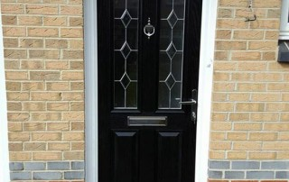 New Front Door: A Composite Door in North Shields