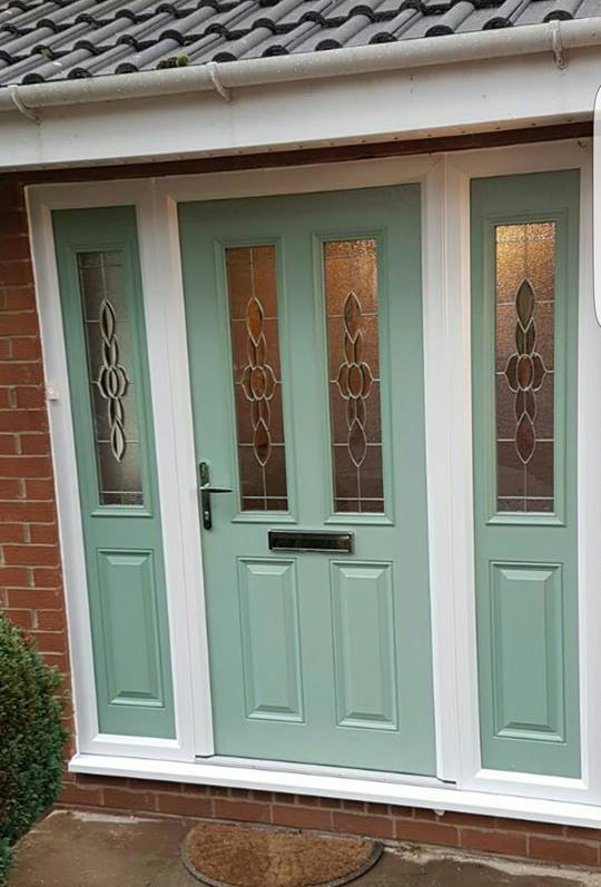 Entry doors side panels home decor for Front door north tyneside