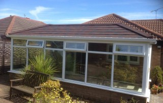 Conservatory Warm Roof In Blyth