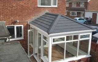 Very Nice Warm Guardian Roof In Blyth