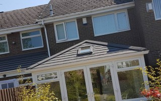 Conservatory Warm Roof in Killingworth, Newcastle Upon Tyne