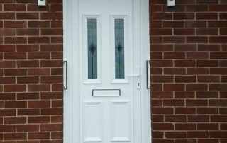 Composite Door in Forest Hall, Newcastle - AFTER