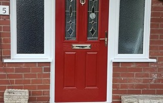A Rated Windows + Composite Door in Palmersville, North Tyneside
