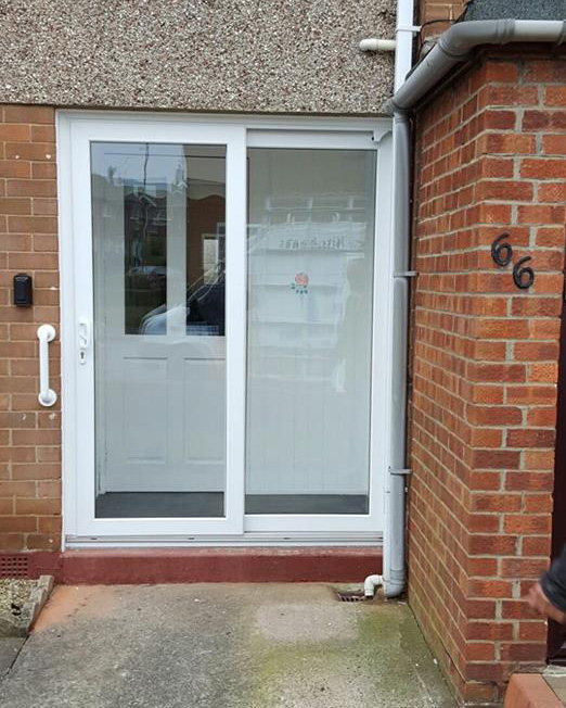 Door shields indoor shields plus solution for Front door north tyneside