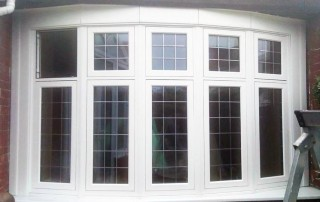 Flush-fit A-Rated Windows in North Tyneside town, Cullercoats