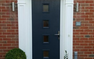 High End Composite Palladio Door In Heaton, Newcastle Upon Tyne