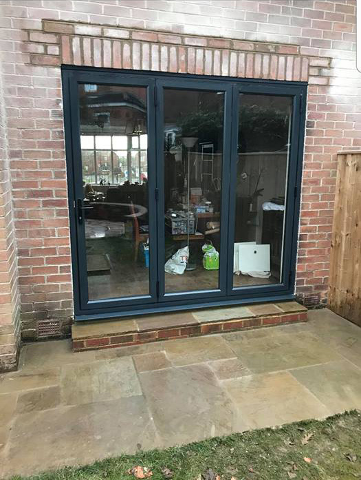 Tilt and slide patio doors excel north east warmcore aluminium bi fold doors in heaton newcastle planetlyrics Image collections