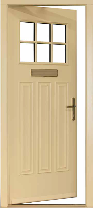 Precision Engineered Masterdor Timber Doors available in Northumberland and Tyne & Wear.