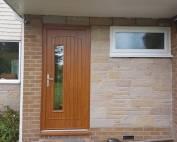 palladio door fitted in ponteland northumberland