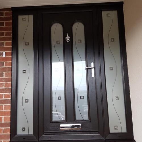 New Palladio Door in Hexham