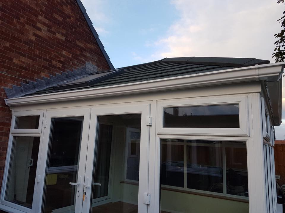 Conservatory warm roof in West Monkseaton, by Excel North East