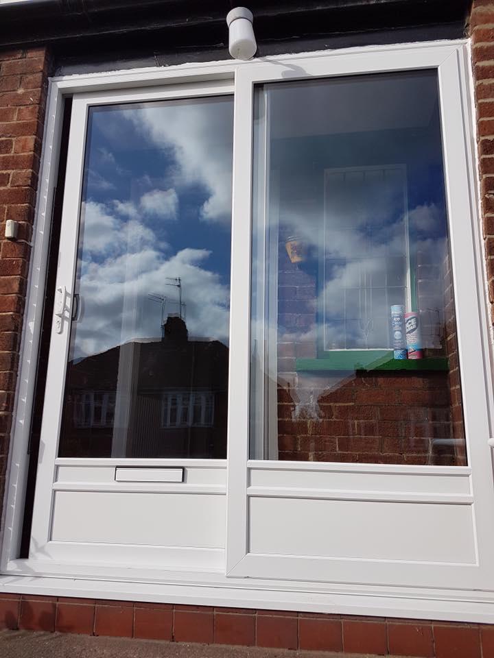 New sliding patio door in gosforth excel north east for New patio doors
