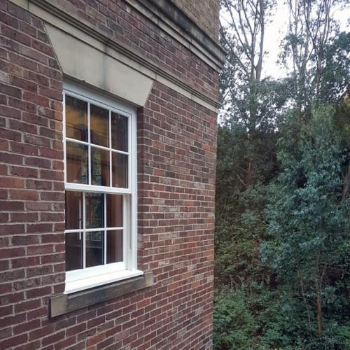 Vertical Sliding Sash Windows in North Shields
