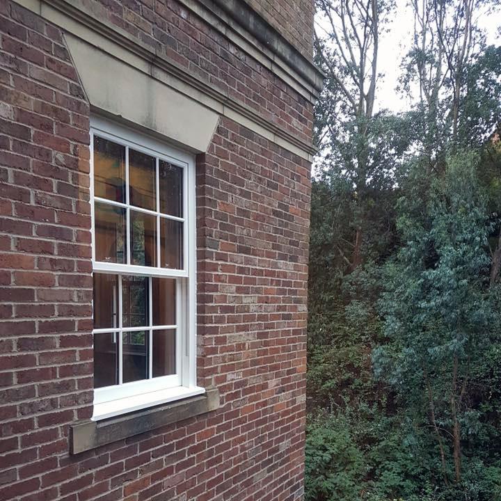 Vertical Sliding Sash Windows North Shields