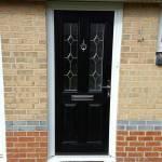 New Front Door: A Composite Door in North Shields