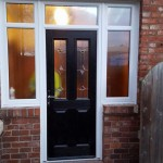 Composite Door in Stakeford near Ashington: After