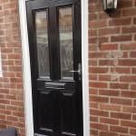 Composite Door In Seaton Sluice Near Blyth