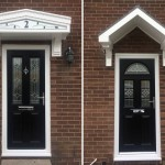 Two New Front Doors In Bedlington Northumberland