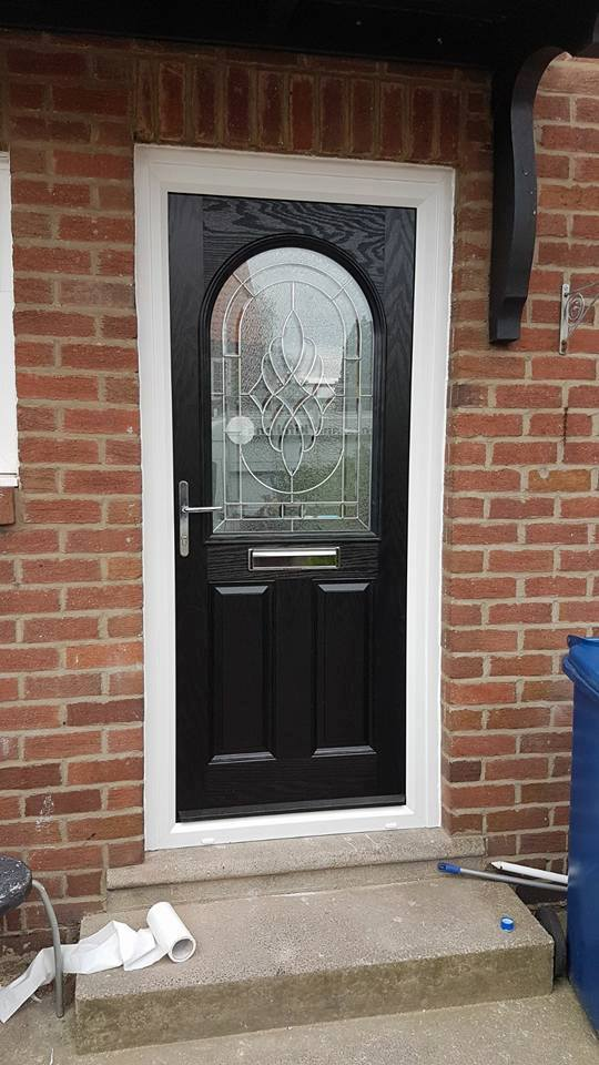 New-front-door-composite-door-in-south-shields