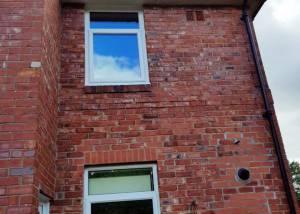 Single UPVC Window in Walker, Newcastle