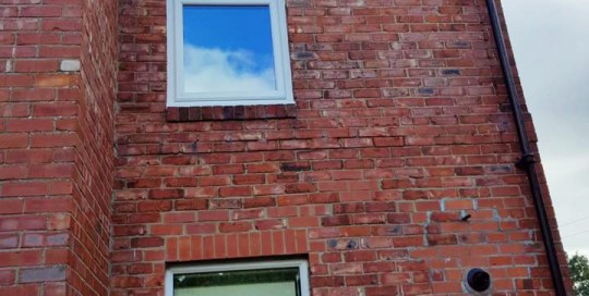 Single UPVC Window in Walker, Newcastle