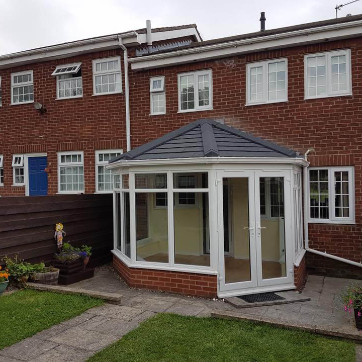 Installing Conservatory Warm Roofs in South Shields