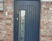 Bespoke Palladio Door in Wallsend Newcastle Upon Tyne, Tyne & Wear