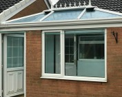 New Roof on Conservatory in Wallsend