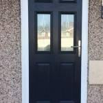 New Front Door In Seaton Delaval, Tyne & Wear