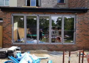 Warmcore Bi-Fold Patio Doors in Forest Hall, Newcastle Upon Tyne