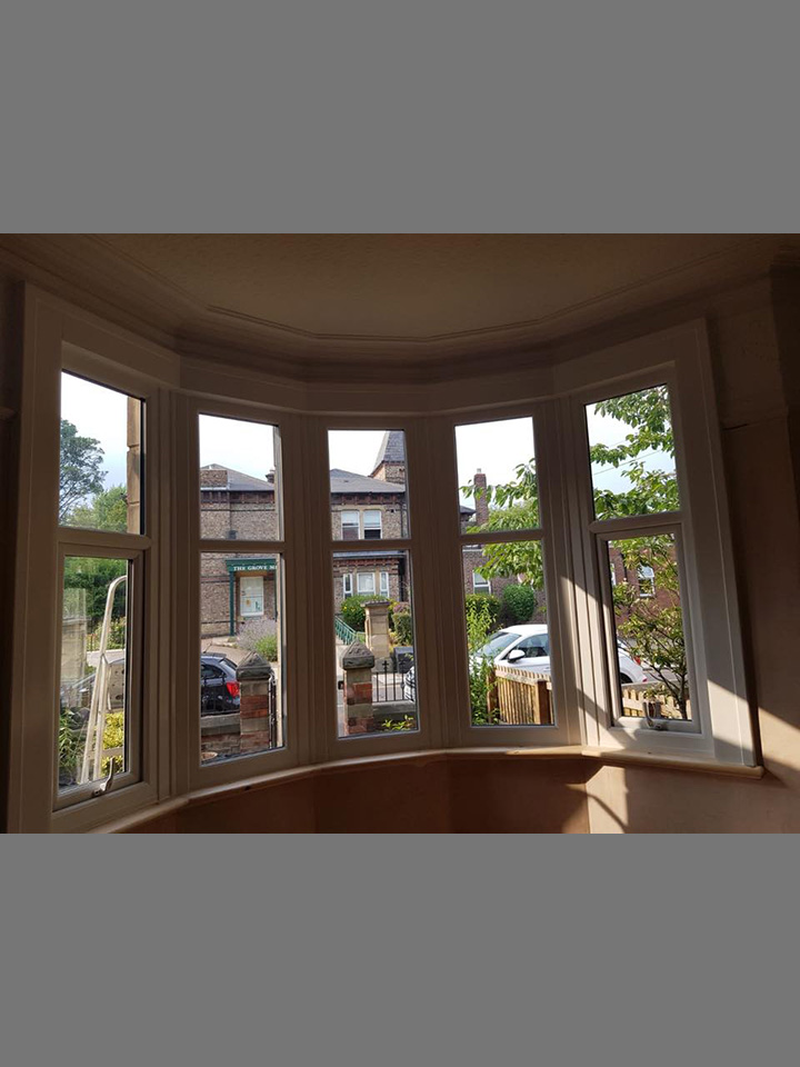 Double Glazing In Gosforth, Newcstle Upon Tyne - Inside view