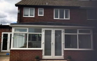 Conservatory Warm Roof in Newcstle Upon Tyne, Tyne & Wear