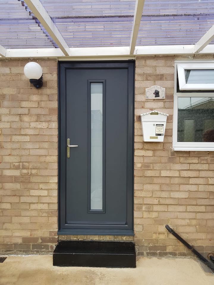 Composite Doors In Cramlington