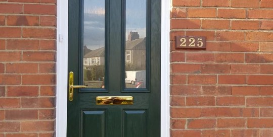 composite door in walker, newcastle upon tyne
