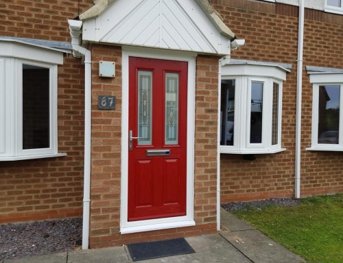 New Windows & Composite Door in Seaton Delaval