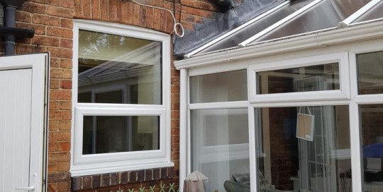 Three New Windows in Monkseaton