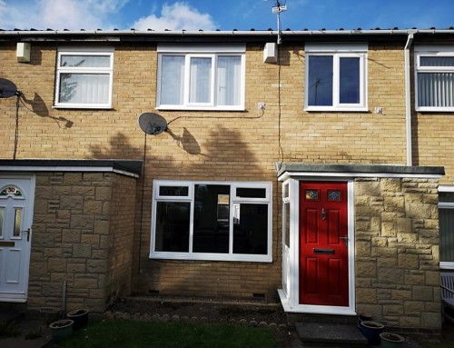 New Doors & A-rated Windows in Cramlington