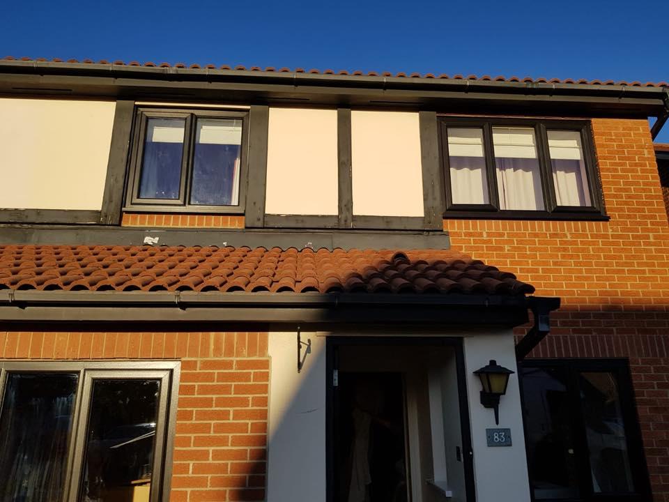 Full House of windows and Warmcore Bi-fold Door in Wallsend (Hadrians Park)