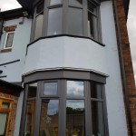 slate grey a-rated windows in monkseaton - back of home