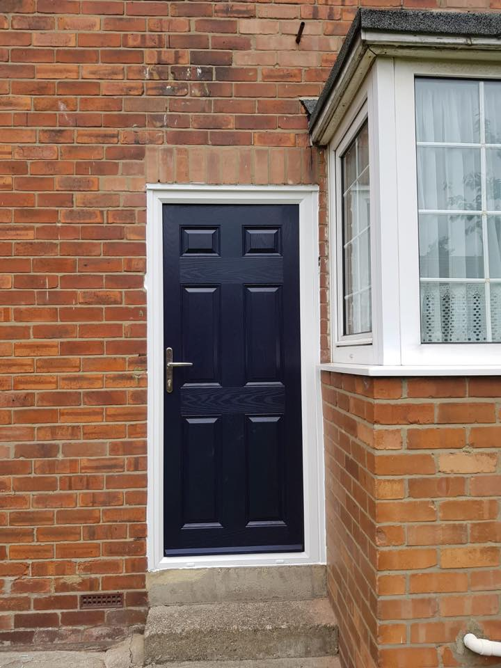 Solid Composite Door in Gateshead Tyne & Wear