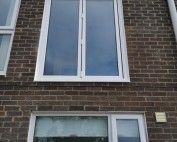 AFTER - Brick-out and bi-fold patio doors in Prudhoe Northumberland