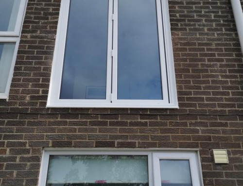 Brick-out and Bi-fold Patio Door in Prudhoe